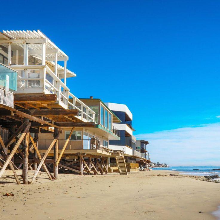 Malibu beach house with panoramic ocean views Malibu