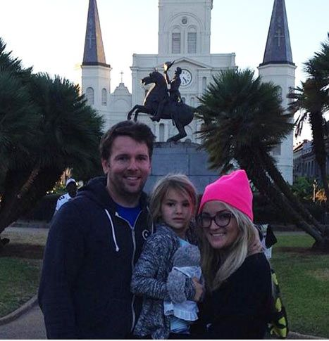 Jamie Lynn Spears Visits New Orleans With Hubby, Daughter Maddie: Pic - Us Weekly