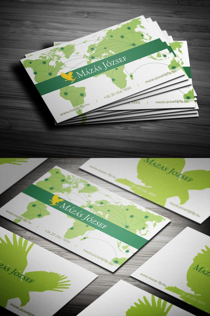 Business Card Version B