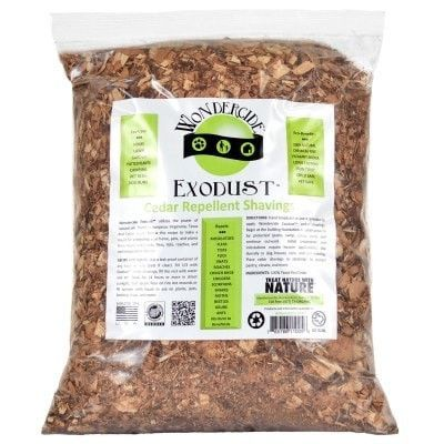 SMALL ANIMAL - BEDDING - ECO DUST CEDAR SHAVINGS 2.5LB DISC 7/2015