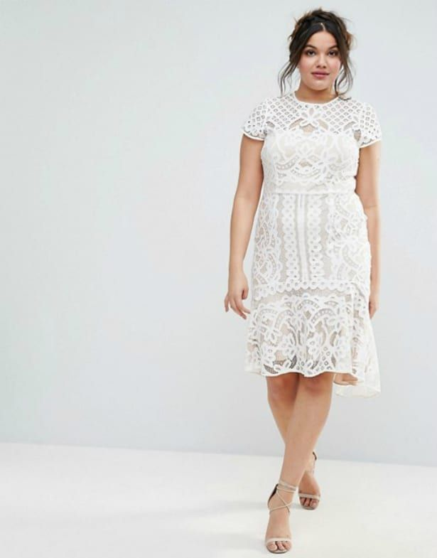 March 6th is National Dress Day, don't wait until then to add pretty new frock to your closest. Check out the 20 perfect spring dresses we are coveting this spring and need right now!  Every girl needs a white dress for springtime.   Currently Obsessed: 20 Plus Size Spring Dresses We Want Now! http://thecurvyfashionista.com/2017/03/plus-size-spring-dresses/