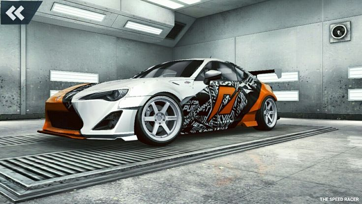 Toyota GT86 - Need for Speed No Limits