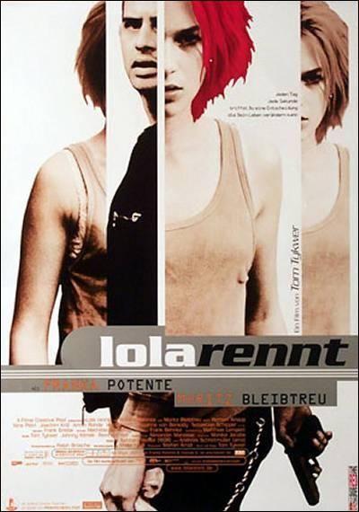 Corre, Lola, corre (1998) - FilmAffinity