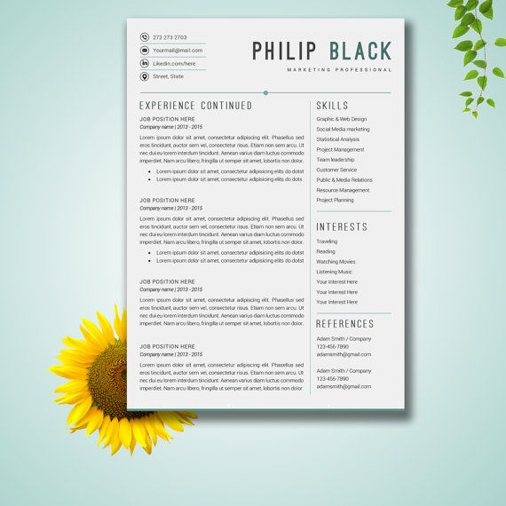 26 best Employment Overview images on Pinterest Career, Business - resume third person