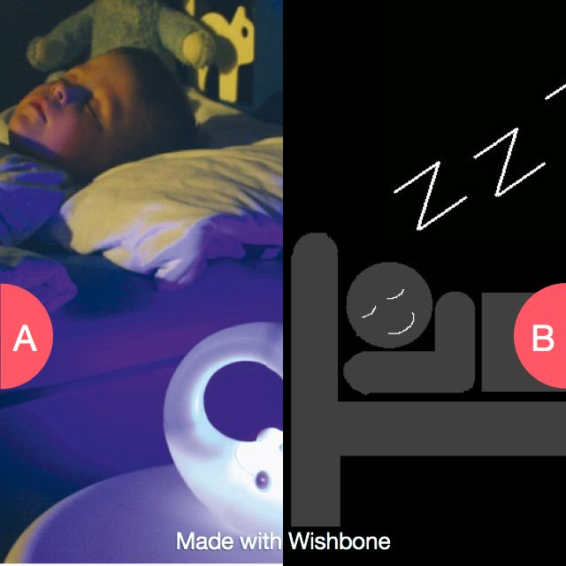 Sleep with night light or not? Click here to vote @ http://getwishboneapp.com/share/794219