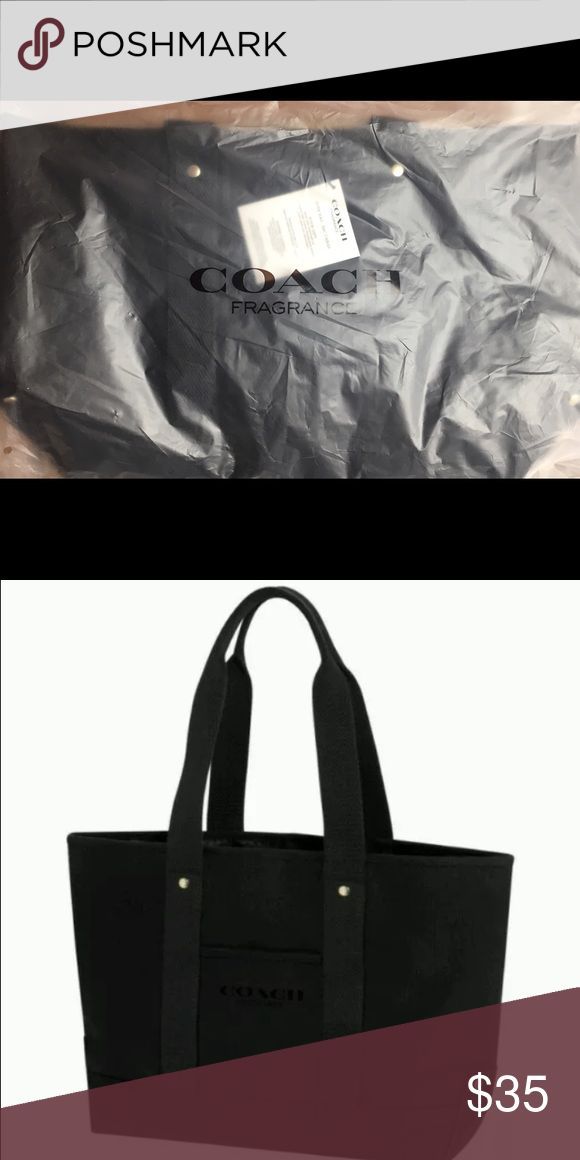 ... Science Resource for Layered Curriculum Coach Fragrance Black Tote  Approximate size L 19.5 ... 227d25b126