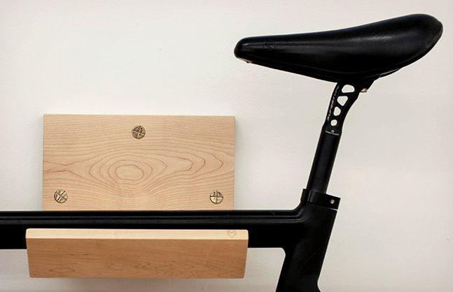 Make Bike Rack   Cool Material