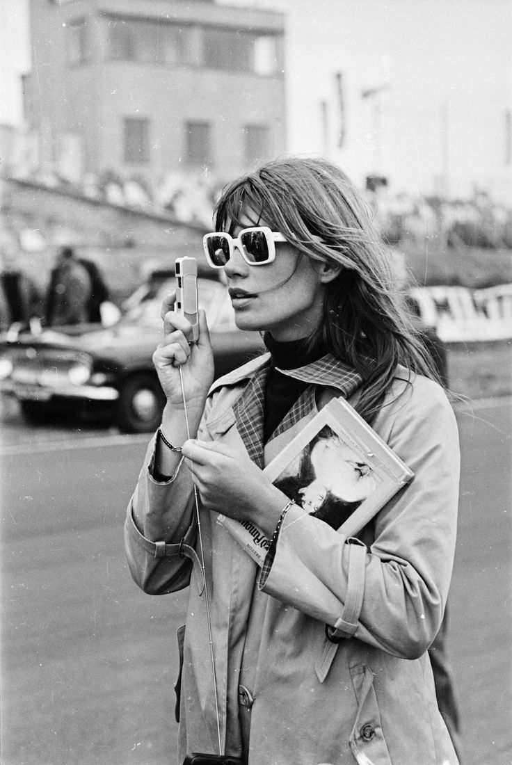 Francoise Hardy's effortless cool