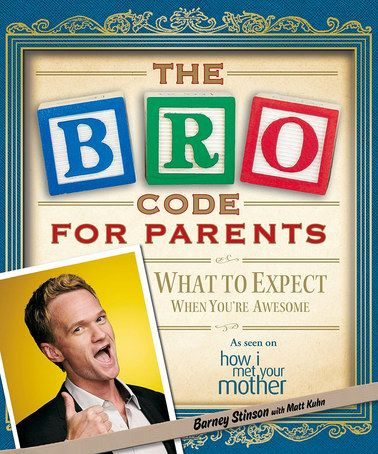 Look what I found on #zulily! The Bro Code for Parents Paperback #zulilyfinds