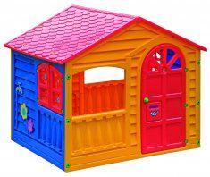 Marian Plast Domek Happy House PLAY | MALL.PL
