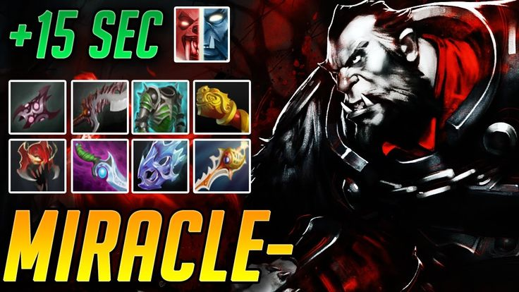 New Meta Lycan gameplay by Miracle- from Team Liquid | Dota 2 Miracle Hi...