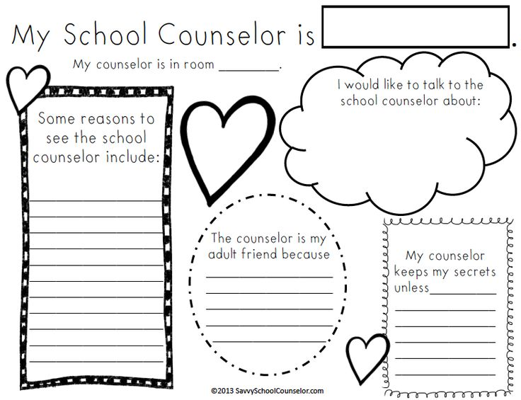 7 best School Counselor Introduction Lesson images on