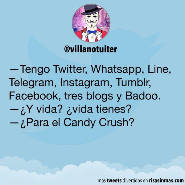 #humor #NoSeNosEstaraYendoDeLasManos #cebancesfuturo  @CEBANC Vida para el Candy Crush