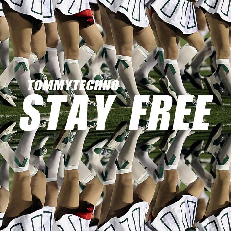 "Check out my new single ""Stay Free"" distributed by DistroKid and live on Spotify!"