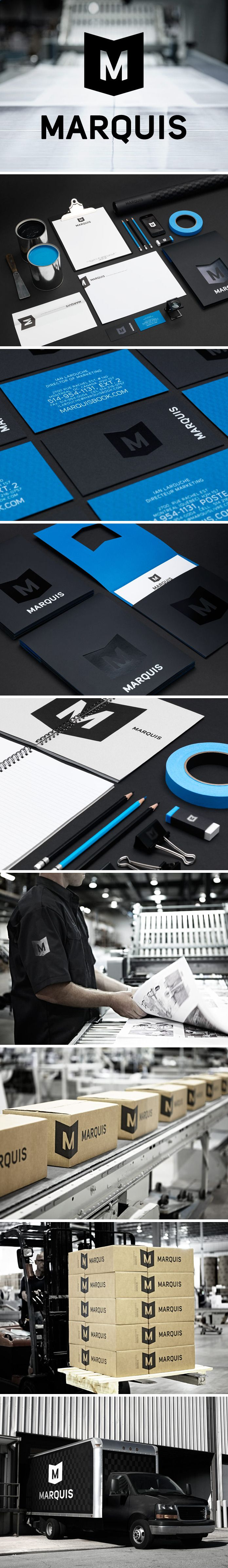 Marquis by lg2 #identity #packaging #branding PD