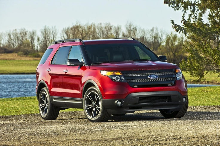 Hey boo, see you in a few months hopefully? 2013 Ford Explorer Sport