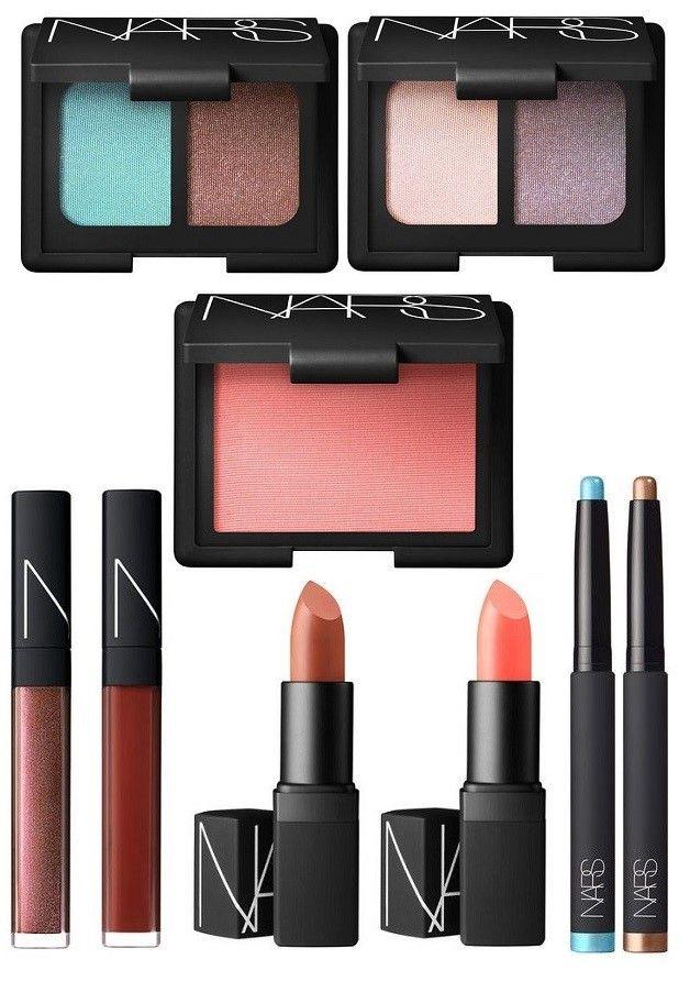Весенняя коллекция макияжа NARS 2017, NARS Color Collection Spring 2017