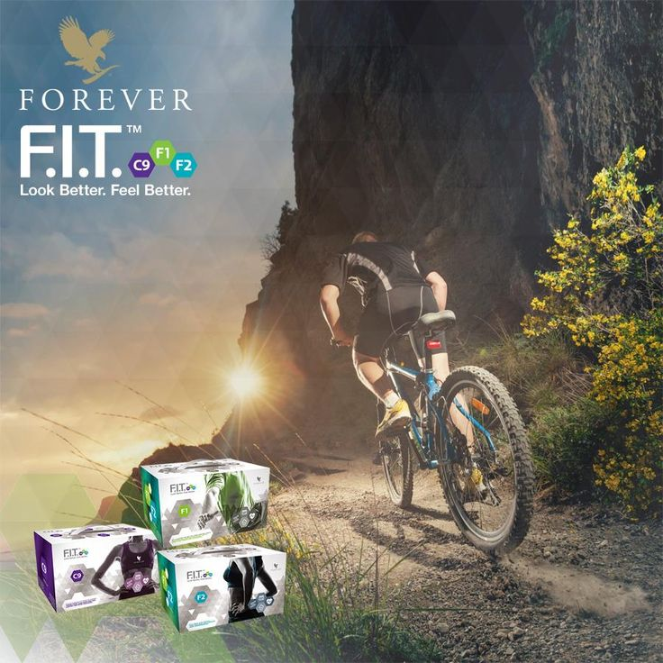 Forever F.I.T. is an advanced nutritional, cleansing and weight-management program designed to help you look and feel better in three easy-to-follow steps: Clean 9, F.I.T. 1 and F.I.T. 2.