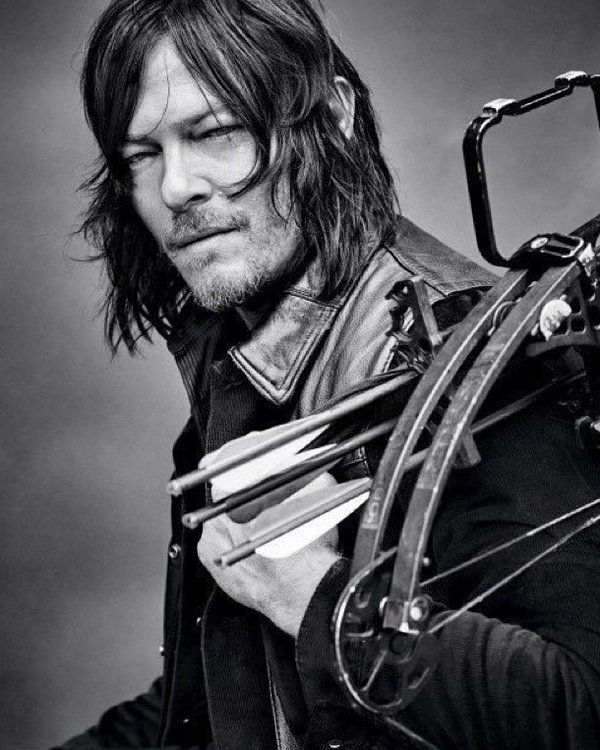 Daryl Dixon ~ TV Guide Photo Shoot                              …