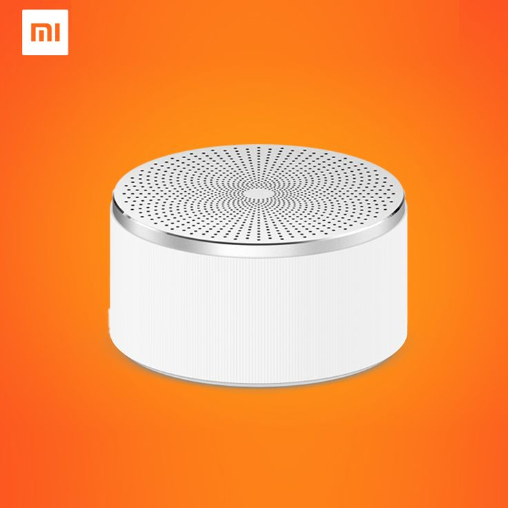 Original Xiaomi Mi LYYX01CM Bluetooth V2.1 + EDR Speaker Wireless Woofer Built-in Lithium-ion Battery with Hands-free Calls