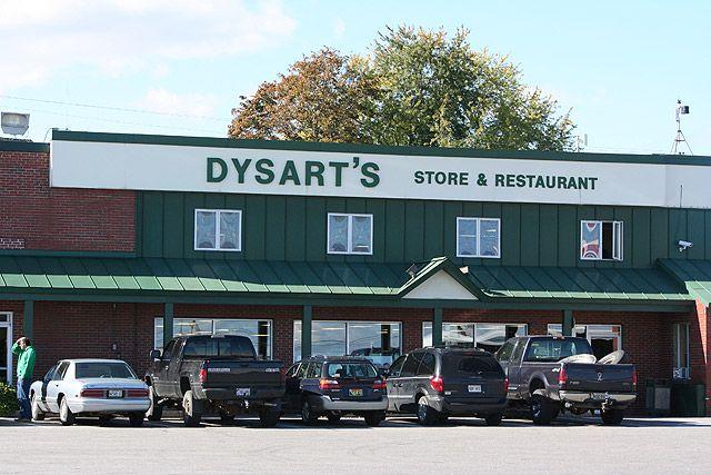 Dysart S Restaurant Truck Stop Hermon Me