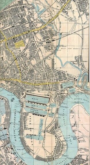 Isle of Dogs 1882