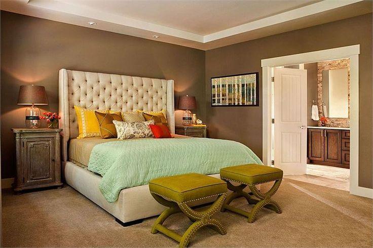 Elegant Transitional Bedroom by Garrison Hullinger on HomePortfolio