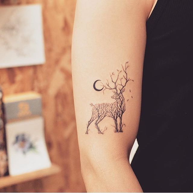 #Tattoo by @tattoo_grain  ___ www.EQUILΔTTERΔ.com ___  #Equilattera