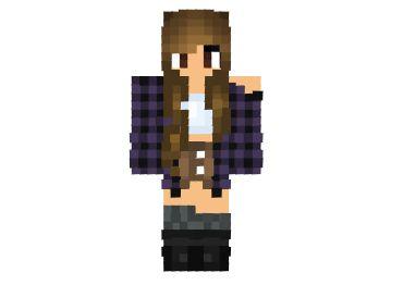 Best Minecraft Skins Images On Pinterest Minecraft Girl Skins - Skins para minecraft 1 8 8
