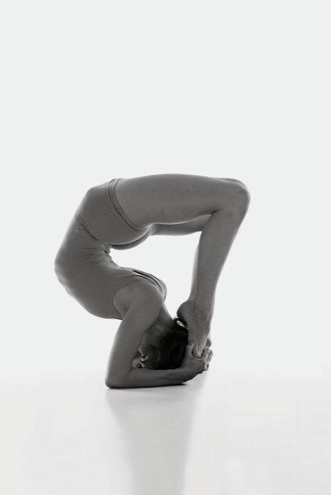 Sirsa Padasana (Feet-to-Head Pose)