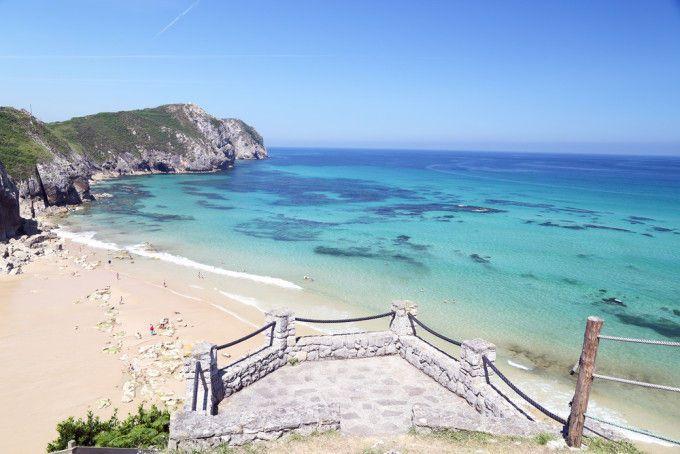Playa de Vidiago. Asturias