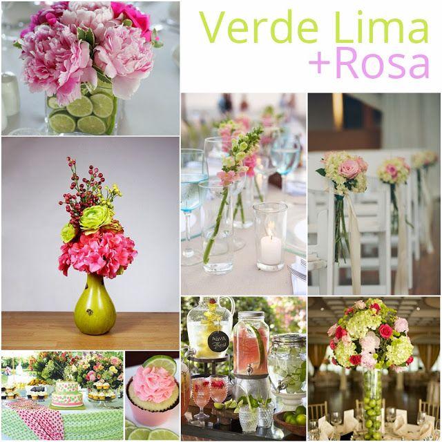 Blog de Organización de Bodas - Wedding Planner Madrid - Decoración Boda Verde Lima