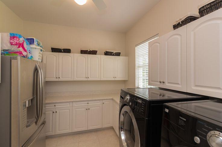 Bay Hill Laundry Room  Bay Hill Golf Front House | Orlando, FL | 5 BR 4 BA 3.5 CAR | Listing Price: $1,300,000 www.homesfromjan.com