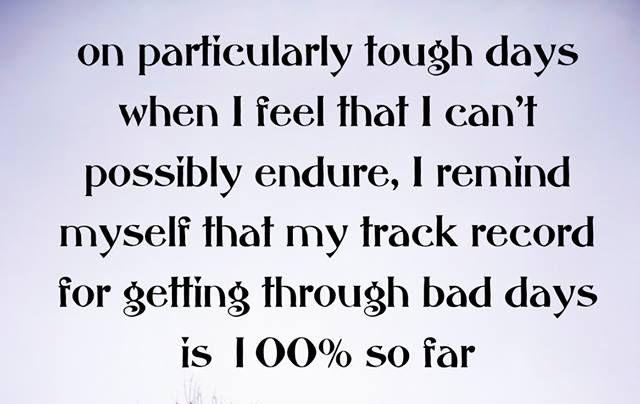 100% track record