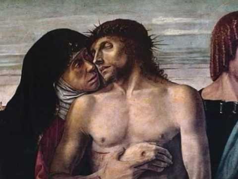 """Stabat Mater"" by Pergolesi, 1. ""Stabat Mater Dolorosa"", Andreas Scholl with Barbara Bonney."