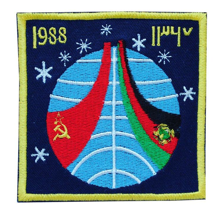 Soviet Russian Space Programme Sleeve Patch Soyuz TM 6 | Soyuz TM-6 was the sixth expedition to the Soviet/Russian Space Station Mir, where TM-5 returned to Earth...