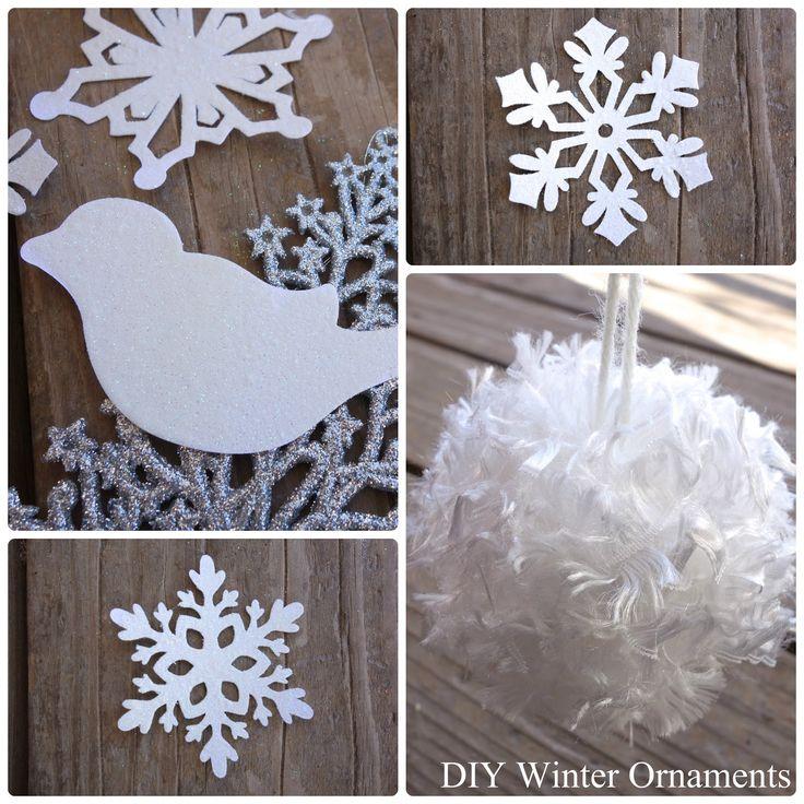 Christmas Craft Ornaments