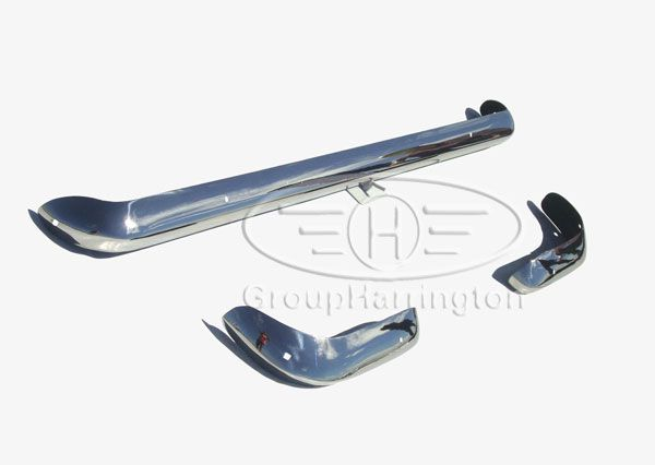 Ford Escort MK1 stainless steel bumpers, brand new  OUR CONTACT DETAILS: Sales Team Harrington Group	 Tel: +44 121 288 1250 Fax: +44 122 543 0271 www.groupharrington.com info@groupharrington.com