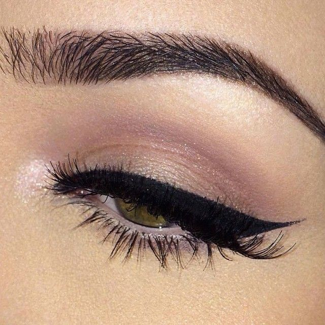 @anastasiabeverlyhills Brow Powder Duo in Dark Brown, Waterproof Creme Color in Jet #anastasiabeverlyhills