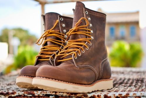 Essential Classics: Red Wing Heritage Work Boots