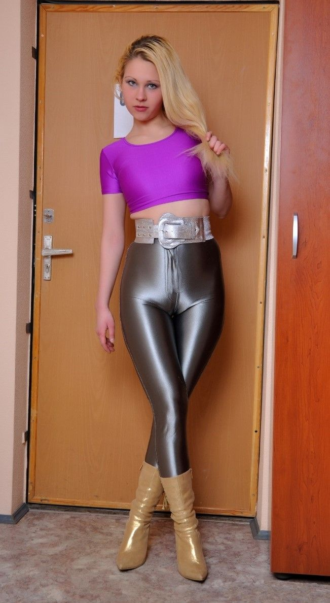 270 Best Discopants Images On Pinterest  Disco Pants, Spandex And Shiny Leggings-6264