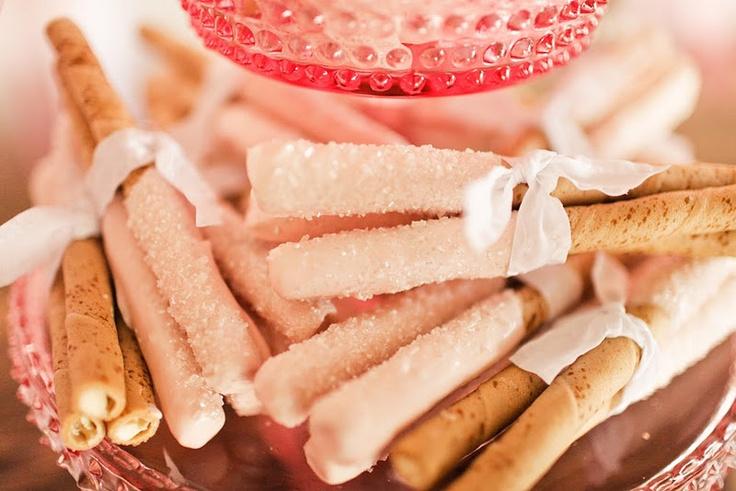 Decora tus palitos de galleta :: Decorate cookie sticks