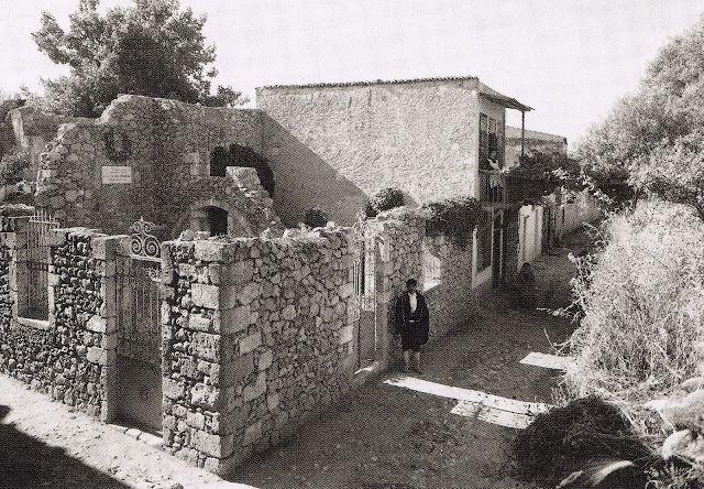 Το σπίτι του Βενιζέλου, Μουρνιές (1911)