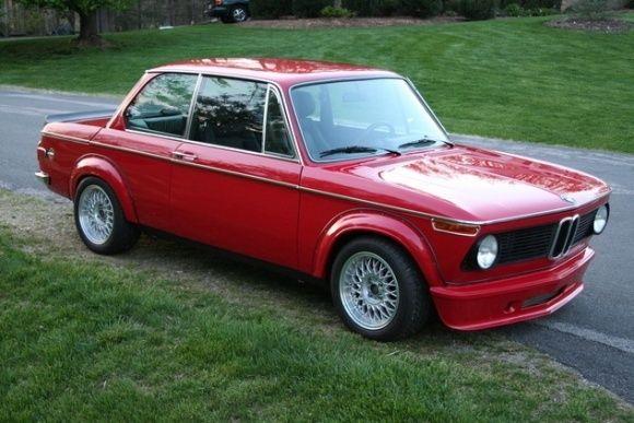 #1974 BMW 2002 M20 #