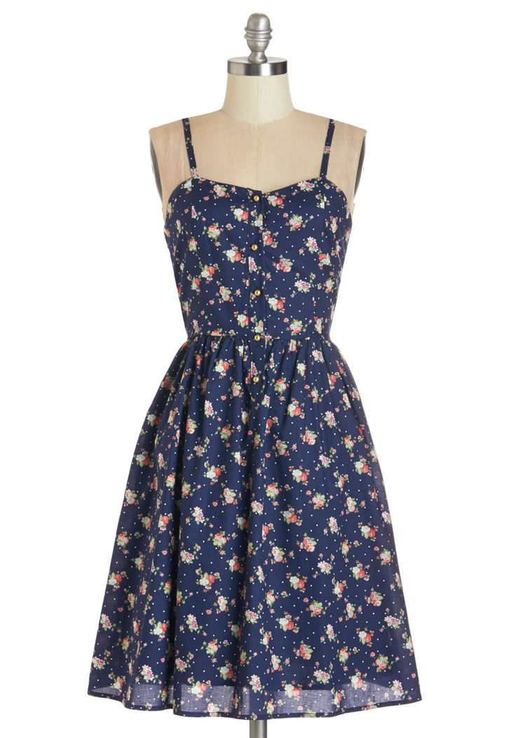 What a Day Date Dress, #ModCloth