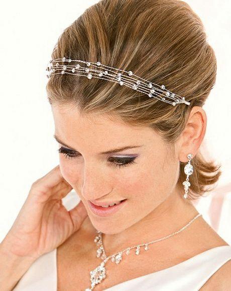 Hochsteckfrisuren Kurze Haare Hochzeit Haarig Pinterest