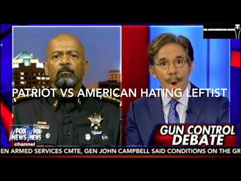Self Loathing Leftist Geraldo Rivera...Im Not A liberal & I Have Right For You Not To Have a Gun - YouTube