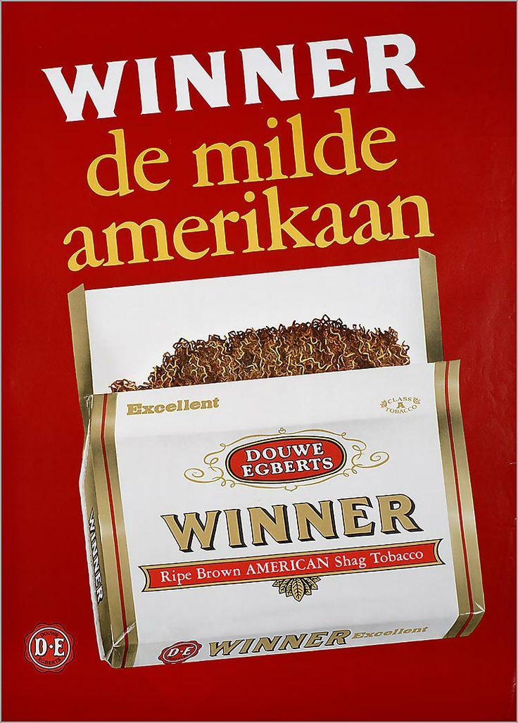 winner de milde amerikaan | the netherlands 1970 | foto: douwe egberts