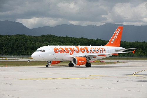 I've flown EASYJET many times with no problems. Just read their instructions and you won't be disappointed.