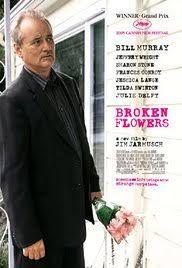 Broken Flowers / flores rotas. 2005. Jim Jarmusch. Duración (Aprox): 1h46'  #Reto365dias365peliculas #dia15 #cine #clubcinema07  @clubcinema07.